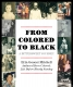 Cover of From Colored to Black