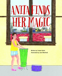 Cover of Anita Finds Her Magic